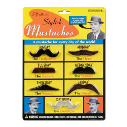 Stylish Mustaches