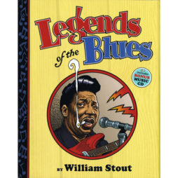William Stout: Legends Of The Blues