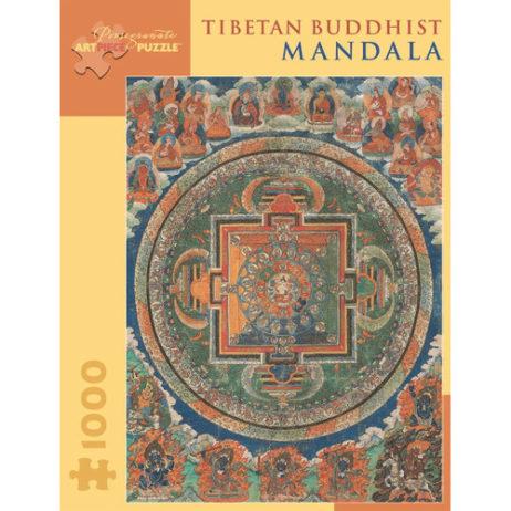 Tibetan Buddhist Mandala 1