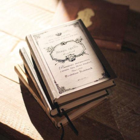 Vintage Look Baroque Notebooks