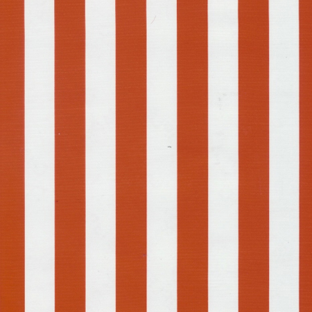 Stripes Red Oil Cloth