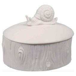 Snail Trinket Box