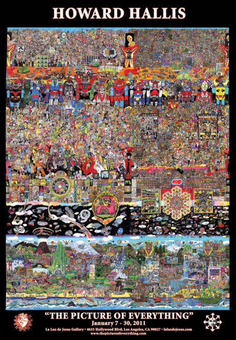 """Howard Hallis """"The Picture Of Everything"""" Print"""