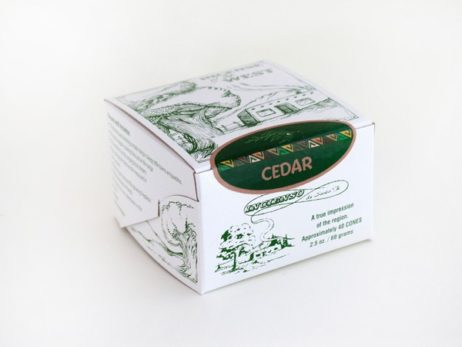 Cedar Incense 40Pc. Box