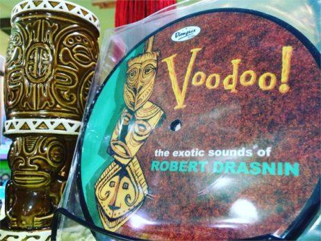 Robert Drasnin - Voodoo! Moorean Moonbeams Picture Disc