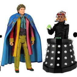 Doctor Who Revelation Of The Dalek'S Collector'S Set By Underground Toys