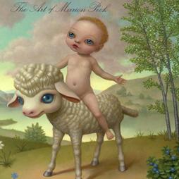Lamb Land - Marion Peck