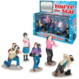 You'Re The Star Playset