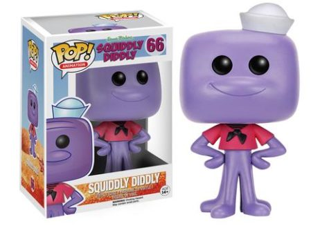 Squiddly Diddly Octopus Pop!