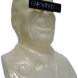 Kozik Glow-In-The-Dark Gipper Bust (Soap Plant Exclusive!)