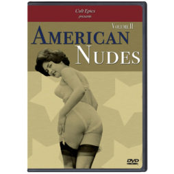 American Nudes Vol.2 DVD cover